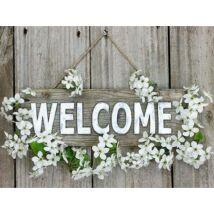 Gyémántkirakó készlet - Welcome