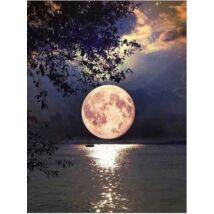 Gyémántkirakó készlet - Moon - Tél