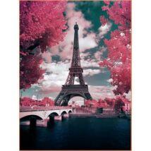 Számfestő - Eiffel torony
