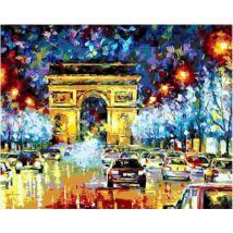Számfestő - Párizs (Diadalív)