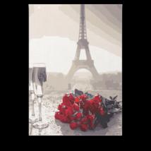 Számfestő - Romantika Párizsban