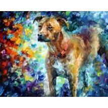 Számfestő - A legjobb barát