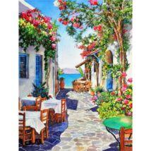 Számfestő - Görög Hangulat