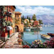 Számfestő - Mediterrán hangulat
