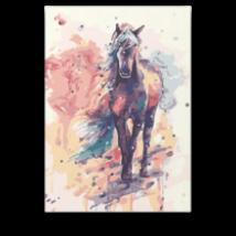Számfestő - Színes ló