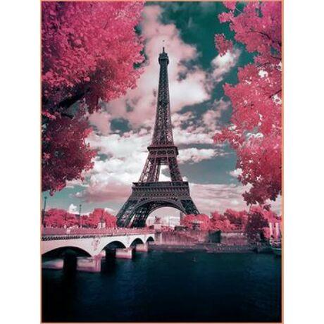 Gyémántkirakó készlet - Eiffel torony