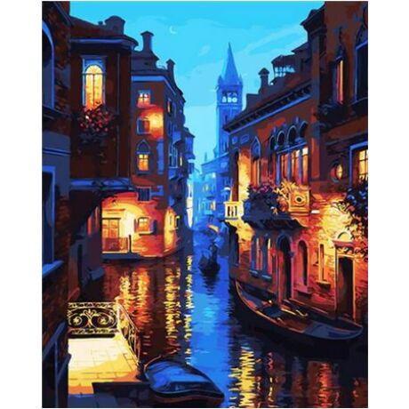 Számfestő - Velence este